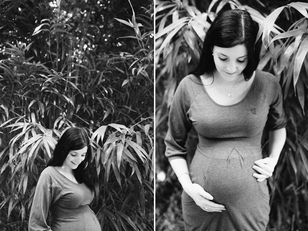 Ich freue mich auf unser Babybauch Fotoshooting